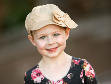 "Hannah created a ""cancer commercial"" to help other kids who are going through cancer treatment."